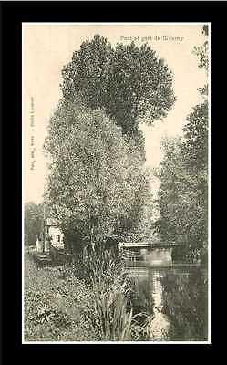 (Ph) New Cpa 27 Giverny *** Pont Et Gare ***