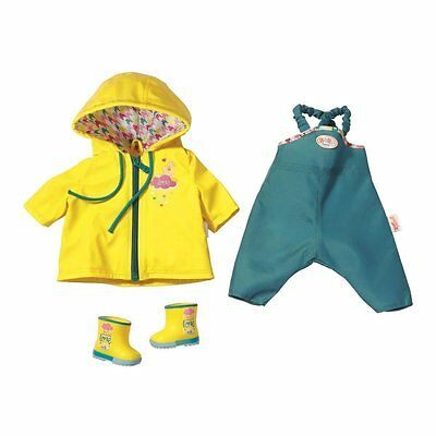 Zapf Creation - Baby Born - Happy Birthday Rain Fun Set - NEU OVP