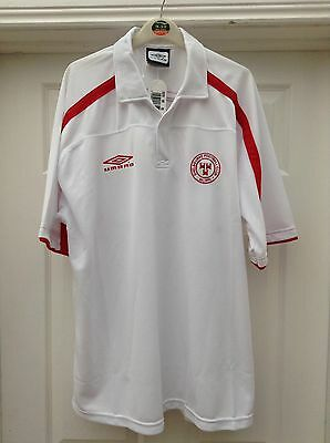 BNWT UMBRO Shelbourne United Football Top XXL 49""