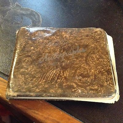 Autograph Book Flanagan and Allen Old Time Music Hall Jessie Matthews and more