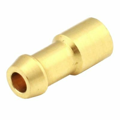 4.7mm Lucas style Brass Bullet (Male) Connectors x 50 - Classic Car & Motorcycle