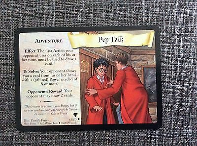 Harry Potter Trading Card Tcg Quidditch Cup 43/80