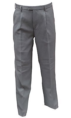 "CATHEDRAL Trousers Mens Mid Grey Bowling 30"" - 50"" IL 29"" 31"" 34"" Ex Display"