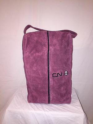 Canadian National Railway Lunch Bag Suade