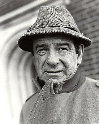 WALTER MATTHAU character actor shot in hat Hollywood Celebrity photo (49bh)
