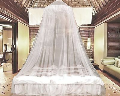 Earthly Roots Extra Large Mosquito Net Canopy 12m continuous coverage (no ope...