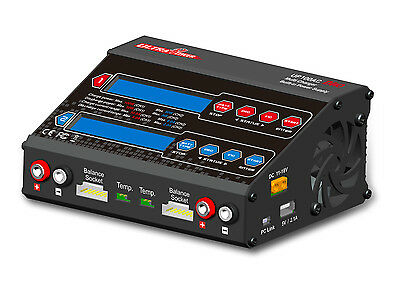 Ultra Power 100Ac Duo 100W & 50W Ac/Dc Multi Function Charger  UP100ACDUO