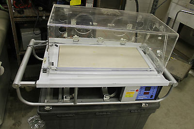 Airborne Life Support 185A Transport Baby Incubator