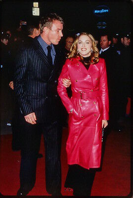 8 35mm Color Photo Slide Pictures of Madonna & Guy Ritchie - Next Best Thing