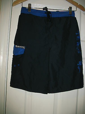 Maui and Sons Youth Boys  Swim Trunks Board Shorts Size M(10/12)