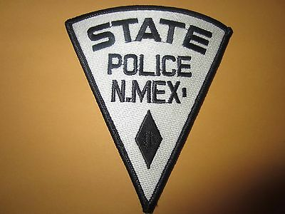 Collectible New Mexico State Police Patch New