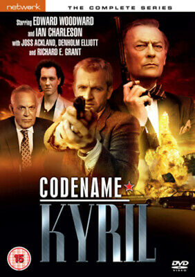 Codename Kyril: The Complete Series DVD (2012) Edward Woodward, Sharp (DIR)