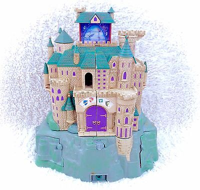 Harry Potter Hogwarts School Castle 2001 Warner Bros Deluxe Electronic Playset