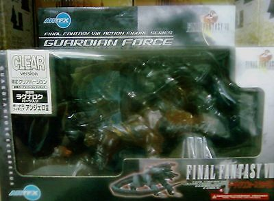 ArtFX Cerberus Final Fantasy VIII 8 Guardian Force with Ragnarok & Angelo Clear!