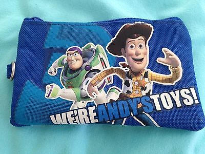Disney Toy Story Andy's Toys Coin Pouch/wallet/purse