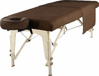 Master Massage Table Flannel Sheet Set 3 in 1 Tabel Cover Flat Sheet Face Cus...