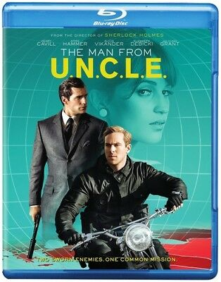 Man From Uncle Blu-ray
