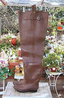 Northwest Territory Rubber Hip Waders Men's Size 7