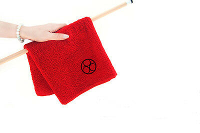 Poison Professional Billiard Care Towel With Hang Hook