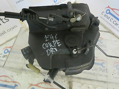 BMW E46 Coupe Convertible Driver Side Lock Door Solenoid Motor 7011248 A2D1