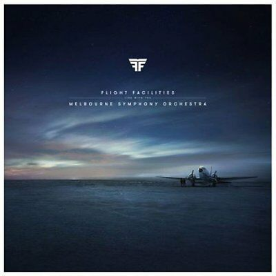 Flight Facilities - Live With The Melbourne Symphony Orchestra 3LP 09534842