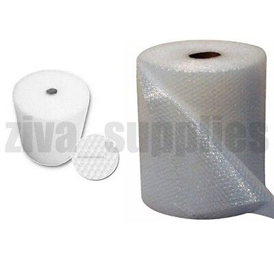 【BUBBLE WRAP】750mm Wide/Packaging/House Removals/Home Moving/Move/Polythene/Best