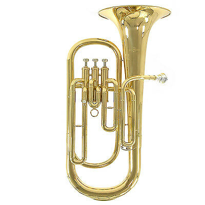 New Student Baritone Horn by Gear4music