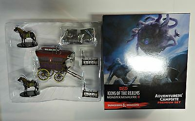 Wizkids Dungeons & Dragons Minis Icons of the Realms Monster Menagerie 2 Brick