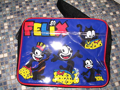 Felix The Cat Lunchbag Bag Choice Of Colours Brand New Very Rare
