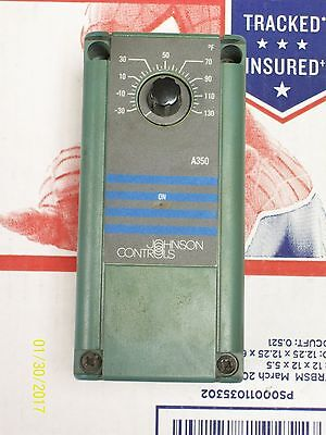Johnson Controls Temperature Control Module A350