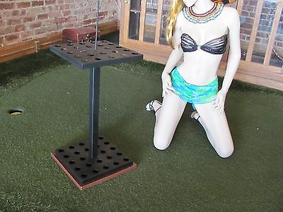 Commercial Golf Club Display Rack for 24 Clubs or Canes