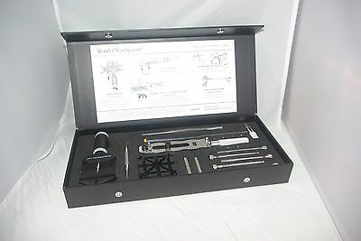 World Of Watches Watch Tool Kit With Case Back Opener For Large Waches