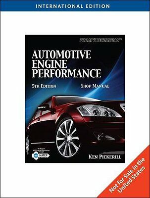 Today's Technician: Automotive Engine Performance with Class/Shop Manual