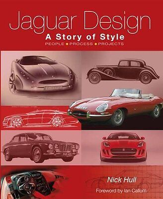 Jaguar Design: A Story of Style Copertina rigida