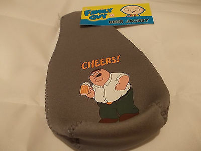 Family Guy Peter Griffin Beer Jacket Cheers Free Postage In The Uk