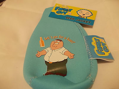 Family Guy Peter Griffin Beer Jacket Lets Go For A Beer Free Postage In The Uk