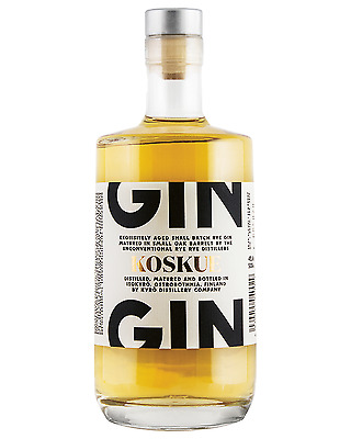 Kyro Koskue Aged Gin 500mL bottle