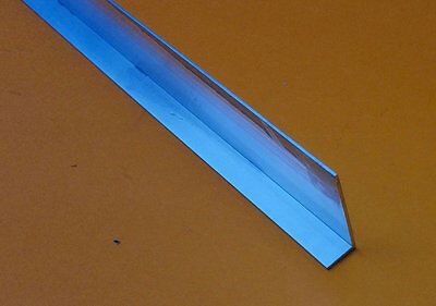 Aluminium Extruded Angle -Various Size Lenght 2000 mm