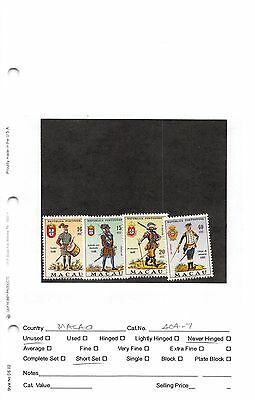 Lot of 8 Sets & 4 Sheets Macao MNH Mint Never Hinged Stamps #94577 X