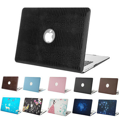 Mosiso Cut out Case for Macbook Air 13 Pro 13.3 Retina 2012-2017 keyboard cover