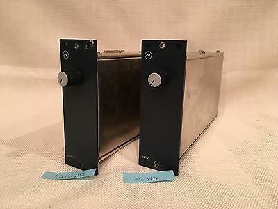 Vintage Neve 1272 Mic-Pre Stereo Pair Free Shipping to the World !!!