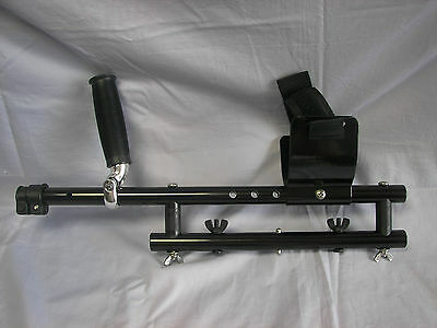 "Plugger 24"" Dive Shaft for Minelab Excalibur Metal Detector in Carbon Fiber"