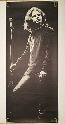 Jim Morrison Vintage Poster The Doors Pin-up Music Memorabilia Overground Maslow