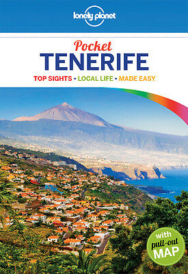 Lonely Planet POCKET GUIDE TENERIFE 1 (Travel Guide) - BRAND NEW PAPERBACK