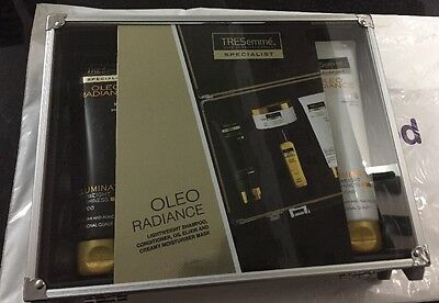 TRESemme Oleo Radiance Collection Case Gift Set - Worth £38 - Brand New