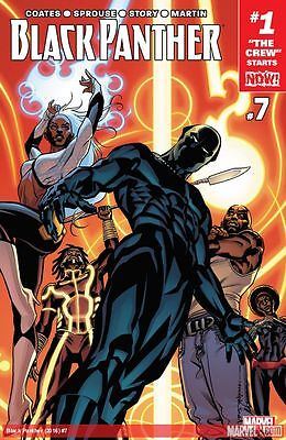 Black Panther #7-10 [2016]  - DIGITAL CODES ONLY