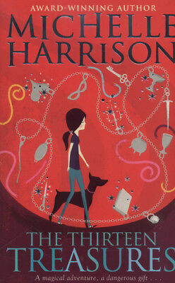 The thirteen treasures by Michelle Harrison (Paperback)