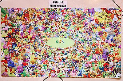 Yugioh Custom Playmat Play Mat Large Mouse Pad Pokemon 20th anniversary #651