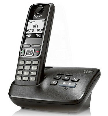 Siemens Gigaset A420A DECT Cordless Phone + Answering Machine