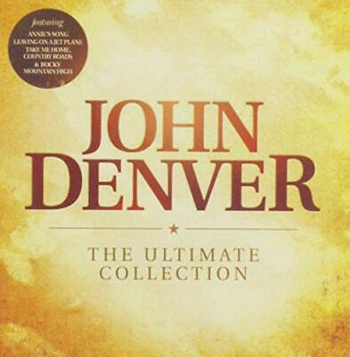 The Ultimate Collection -  CD 50VG The Cheap Fast Free Post The Cheap Fast Free
